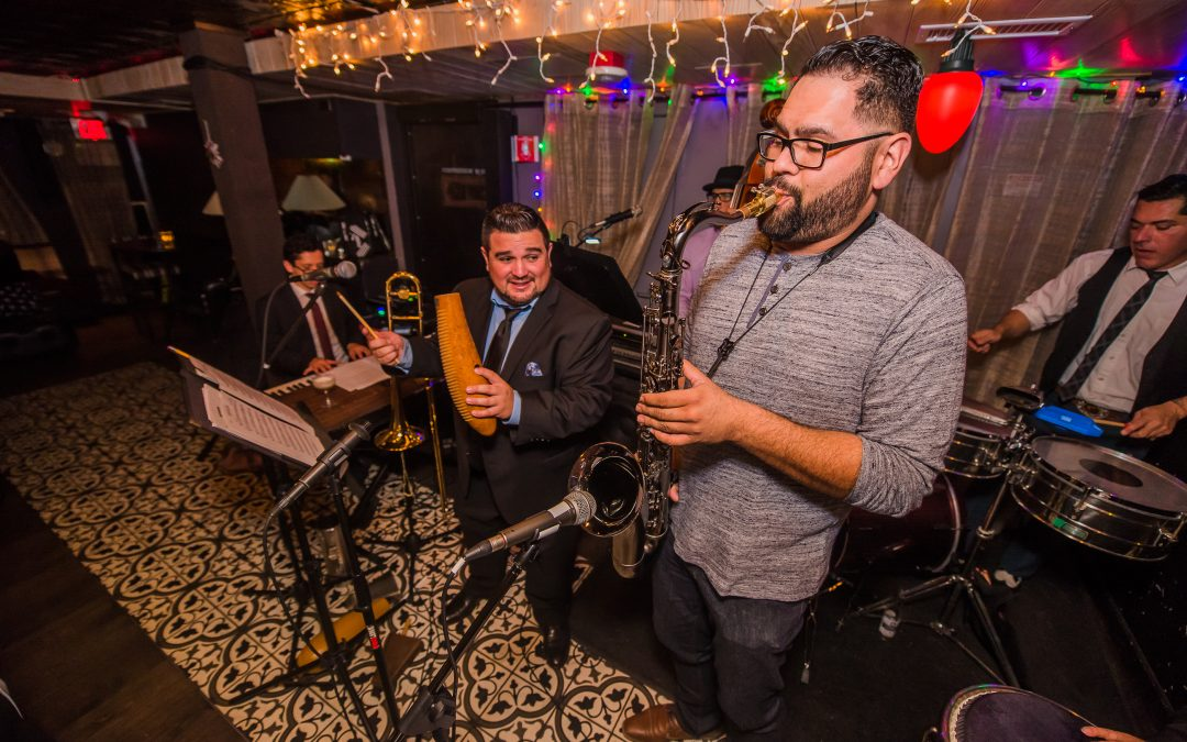 Havana Jam Session with San Diego Latin Jazz Collective
