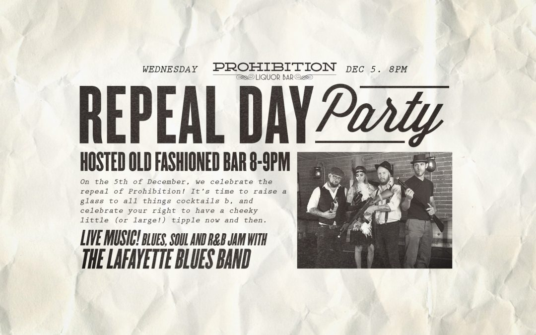 Repeal Day Celebration